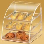 Cal-Mil P255 - Euro Bakery Display Case - Acrylic
