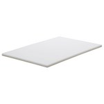 White Cutting Board - Cambro - CB1220