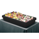 Three (3) Pan Buffet Salad Bar Cambro BUF48