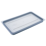 Cambro 10CWGL135 - GripLid Seal Cover - Full Size - Clear