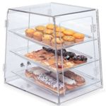 Gold Leaf BDT31318SS - Clear Acrylic Bakery Case - Extra Deep