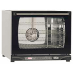 Cadco XAFT-135 - Commercial Electric Convection Oven - Half Size