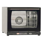Cadco XAFT-130 - Commercial Electric Convection Oven - Half Size