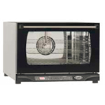 Cadco XAFT-115 - Commercial Electric Convection Oven - Half Size