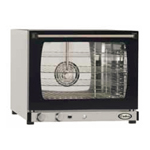 Cadco XAF-133 - Commercial Electric Convection Oven - Half Size