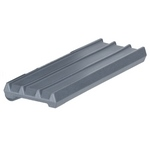 Versa Tray Rail for a Versa Cart- Cambro VCS32R