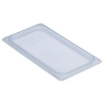 Cambro 30PPCWSC-438 - Third Size - Soft Plastic Cover Lid - Seal-able