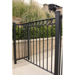Plantation Prestige 9971000-0250 - 4' Fence Section