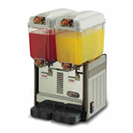 Eurodib CD2J - Juice Dispenser - Two 12 Liter Tanks - Refrigerated