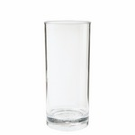 Get Enterprises H-9C - 9 Oz. Plastic Hi-Ball Glassware