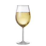 GET SW-1446-CL - 15 Oz. Tall Wine Glasses - Tritan Plastic