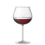Get SW-1447-CL - 20 Oz. Balloon Wine Glasses - Tritan Plastic
