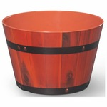 "GET ML-271-BE - Gourmet 2.6 Gallon Buckets - 12"" Diameter x 7.88"" Tall"