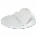 GET CO-109-CL - Hinged Lids - For Gourmet Buckets