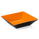 "GET ML-247 - Brasilia 10"" Square Deli Display Serving Bowl - 2.5 Qt."