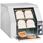 Hatco TRH-60 - Commercial Rotary Toasters - Up to 600 Slices Per Hour