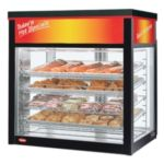 Hatco WFST-1X-BLACK - Heated and Humidified Display Cabinet