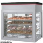 Hatco WFST-2X-Clear - Heated Glass Display Cabinet - Flavor-R-Savor