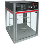 Hatco FSD-2 - Heated Glass Pizza Display Holding Cabinet - Humidified