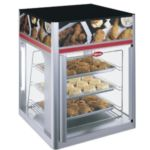Hatco FSD-1X - Heated Glass Display Cabinet - Humidified - One Door