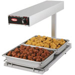 Hatco GRFFB-14 - Glo-Ray Heat Lamp Food Warmer - Heated Base