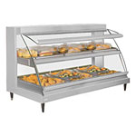 Hatco GRCD-3PD - Heated Display Cabinet - Three Pan
