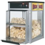 Hatco FDWD-1-MN - Nacho Chip Holding and Display Cabinet