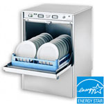 Jet Tech F-18DP - Commercial Undercounter Dishwasher - High Temp