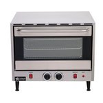 Star Holman CCOH-3 - Electric Commercial Half Size Convection Ovens