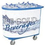 Iowa Rotocast IRP-5070 - Elite Portable Insulated Ice Tub