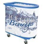 Iowa Rotocast IRP-5073 - Elite Portable Insulated Deep Core Ice Tub