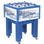 Iowa Rotocast IRP-5015 - Portable Ice Tub - Mini Texas Icer