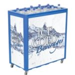 Iowa Rotocast IRP-300 - Portable Ice Tub - Avalanche - Insulated