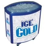Iowa Rotocast IRP-4030 - Portable Ice Tub - Avalanche II - Insulated