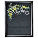 Come Along ILTT-LED-2634-EB - Illuminated Write-On Menu Board
