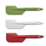 "iSi B102 - Wide Silicone Spatula - 10.8"" Long"
