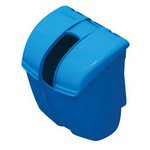 San Jamar SI-2000 - Blue Ice Scoop Holder