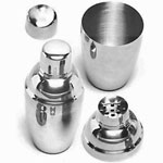 Magnuson Industries 8 Oz. Martini Mini-Shaker Set 4005