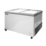Master-Bilt MSF-31A - Horizontal Glass Lid Freezer/Merchandiser