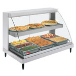 Hatco GRCDH-3PD - Heated Display Cabinet - with Humidity - Three Pan