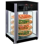 Hatco FDWD-2 - Heated Glass Pizza Display Cabinet - Humidified