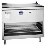 """Rankin Delux RDCM-24-C - Gas Cheese Melter - 24"""" Wide"""