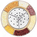 Robot Coupe 28061 - Hard Cheese Grating Disc Plate 