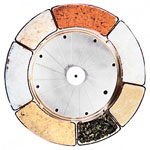 "Robot Coupe 28055 - 1/32"" Pulping Disc Plate"