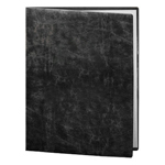 "Risch #700-8.5x11 - Menu Covers - 8-1/2"" x 11"" - Two Panel"
