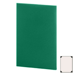"Risch CH-1V-8.5x14 - Menu Covers - 8-1/2"" x 14"" - Single Panel"