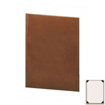 "Risch LTH-1V-5.5x8.5 - Menu Covers - 5-1/2"" x 8-1/2"" - Single Panel"