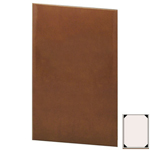 "Risch LTH-1V-8.5x14 - Menu Covers - 8-1/2"" x 14"" - Single Panel"