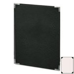 "Risch HAR-ST-1V-8.5x11 - Menu Covers - 8-1/2"" x 11"" - Single Panel"