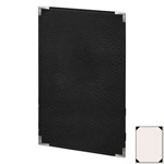 "Risch HAR-ST-1V-8.5x14 - Menu Covers - 8-1/2"" x 14"" - Single Panel"